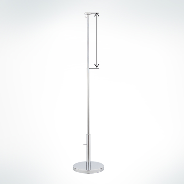 Table stand, telescopic