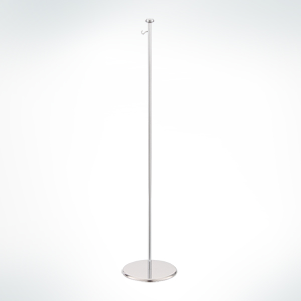 Bannerette stand Chrome